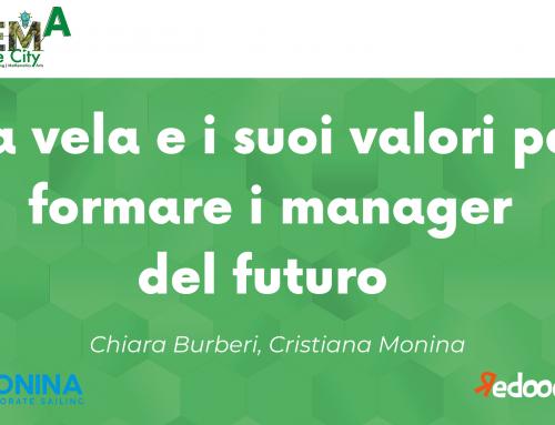La vela e i suoi valori per formare i manager del futuro